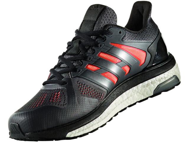 adidas Supernova ST Buty do biegania Mężczyźni szary